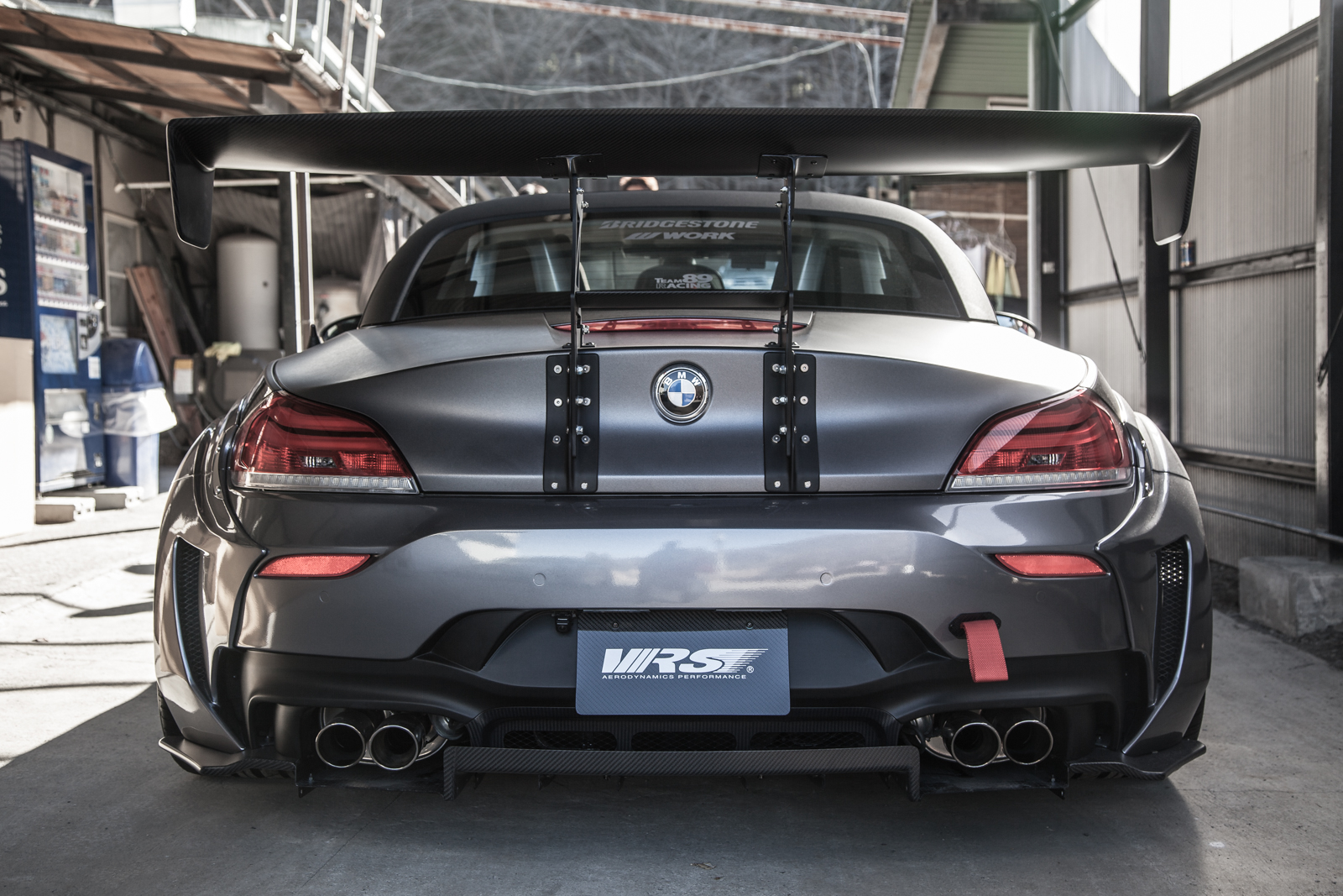 Varis BMW E89 Z4 Wide Bodykit